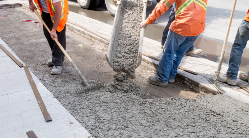 4 Reasons Why You Should Use Concrete in Your Next Project